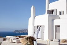 Mediterranean Chic / Mediterranean life style