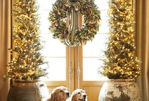 cHRISTMAS  DECOR / by Stacy Allen