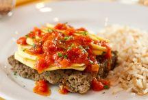 Receitas Salgadas: idéias para almoço, jantar e saladas, etc.. / Idiomas: Portugues e Espanhol