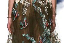Woodland textiles