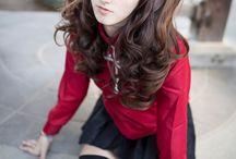 Kostým Tósaka Rin Fate Stay Nihght / zase nějaký ten kostým :)