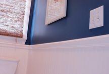 ROOMS - Downstairs Bath / by Sarah Desjardins {Becoming Martha}