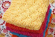 Dishcloth / Dishcloth patterns I want to knit