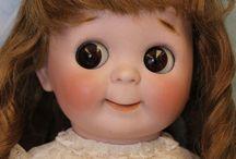 куклы антик