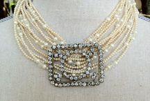 Jewelery vintage inspired