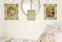 Photo Walls/Display Ideas / by Becky Cerio