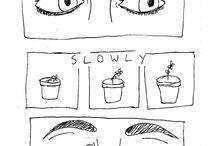 sketches - drawings - art