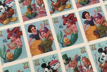 Creative Ideas for Postage Stamps / The world of art and history contained in a small bit of paper - perfect for collecting, scrapbooking, invitations, jewelry making and other arts and crafts.
