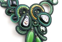 soutache and beadworks from other artists