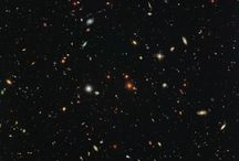 Cosmos. / Home: Earth, our solar system, Milky Way Galaxy and beyond...into the universe.