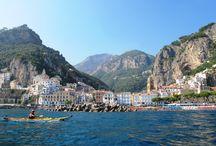 Amalfi Kayak Tours