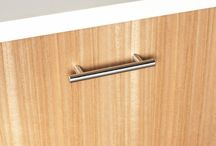Cabinet Handles / Handles can make or break a kitchen. Zanda has a fine range, comprising of many different stocked styles. Complete your kitchen with Zanda Cabinet Handles.