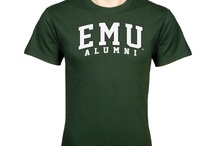 Wearing your EMU gear / by Eastern Michigan University Alumni