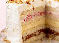 Cakes / by Dani ela ~