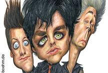 Green Day / My favorite music group