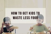 Getting kids to waste less!