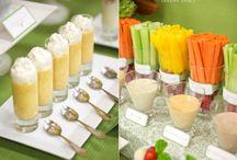 buffet vegetariano