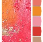 Color palette / by Helen Middaugh