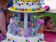 My little pony / My little pony verjaardagsideeën kleurplaten enz.