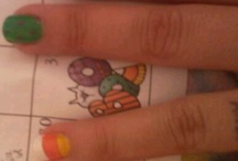 My nail art / by Sherie Converse