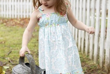 Children's Portrait Style / Outfit inspirations for children's photo sessions