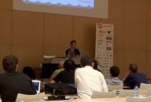 Congreso Web 2012 / El equipo de iZenius asistió al Congreso Web 2012 celebrado en Zaragoza del 1 al 3 de Junio