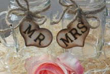 Wedding♡Head Table / by Kathy Corey