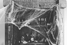 ISI EVENTI ♡ Halloween EVENTi / Due cene di halloween mostruosamente chic