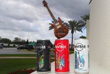 Hard Rock Energy / Hard Rock Energy is an energy drink for those who want to #RockHarder.  This one of a kind energy drink will keep you fueled and focused! It is available in 3 delicious flavors: original, paradise punch, and sugar free. Each tasty beverage delivers an explosion of flavor, fizz, and energy!  / by Seminole Hard Rock Hotel & Casino Tampa