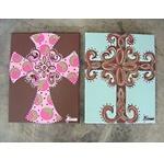 {crosses} / by Jennifer Lohr