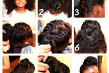 Kids hair Styles