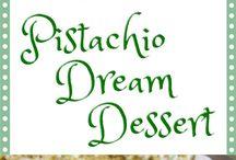 Marks mom pichachio cake