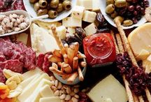 Cheese & Dessert boards