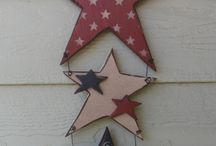 Crafts - 4th of July / by Brenda Sears