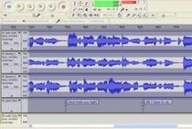 Podcasting, audio