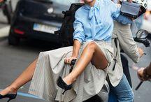 FASHION ICON / Super stylish women