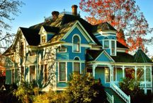 Beautiful Painted Homes!
