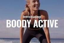 Boody Active / Boody Active is made with the same great comfort and eco-friendly fabric, now featuring technical designs for the mover in you.