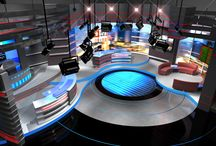News Set Design