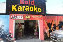 thi công phòng karaoke GOLD