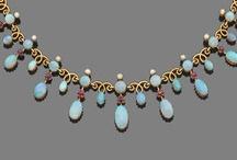 Fringe & Riviere Necklaces