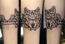 Tattoos wolf