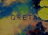 Moje okładki Grety :)
