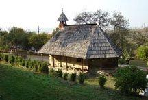 Romanian monasteries,churches / by Roman Petru-gheorghe
