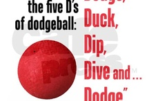 Dodgeball / Dodgeball sport