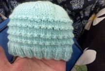 Baby Hats - knit