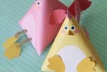 cocottes pour Pâques