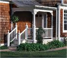 HOME: Porch, Veranda, Balcony / That transitional space between inside and outside. / by KansasKate