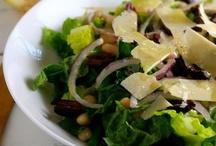 Scrumptious Salads...