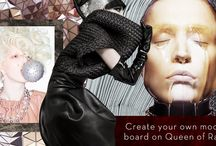 mood boards / what's your mood? | xoxo queen of raw